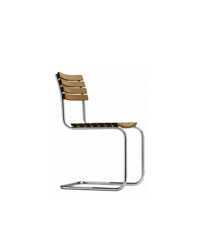 thonet mart stam s 40. Black Bedroom Furniture Sets. Home Design Ideas