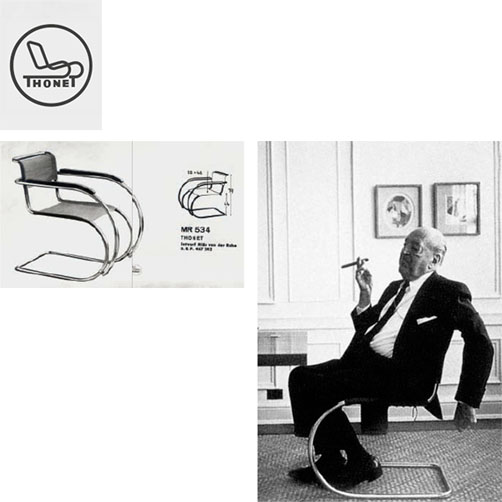 Thonet - The story